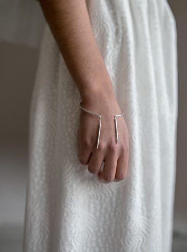 Biżuteria do sukni ślubnej Umiar